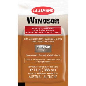 Danstar Windsor Ale 10gr