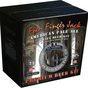 Bulldog Brews Four Finger Jack American Pale Ale