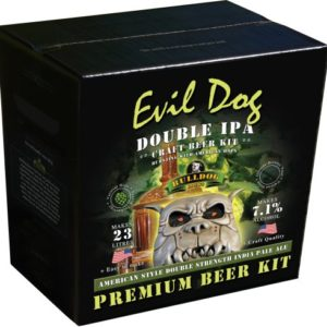 Bulldog Brews Evil Dog Double IPA