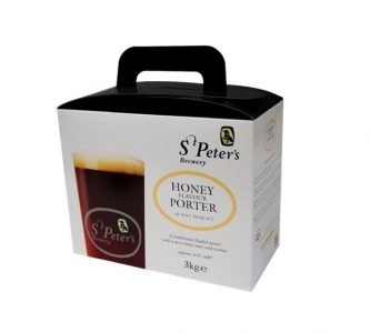 St Peters Honey Porter