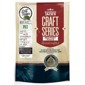 Mangrove Jack's Craft Series Pils with Saaz Hops