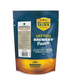 Mangrove Jack's Traditional Series Crossman's Gold Lager