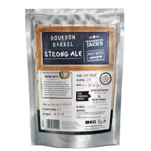 Mangrove Jack's Bourbon Barrel Strong Ale - Limited Edition